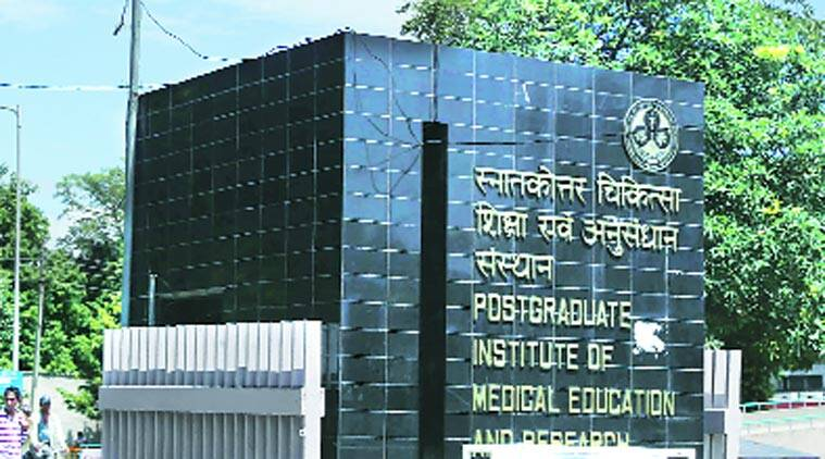 chandigarh, pgi chandigarh, pgimer chandigarh, conference of national research society of india, nurses, patients, doctor, indian express news