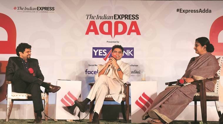 Sachin Pilot At #expressadda: When A Government Gets Voted Out Because Of The Quality Of Schools, You Will See Change