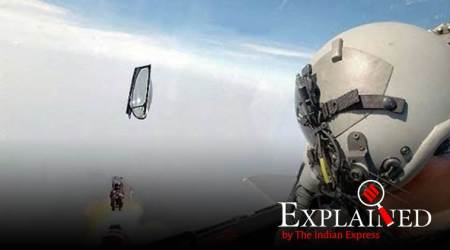 IAF flight crash, Mig 21 crash, mig 21 pilot eject safely, mig 21 news, plane crash news, express explained, indian express explained, today explained, explained news