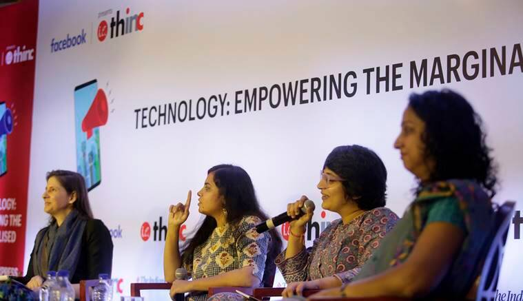 'Internet opening space for new voices, but women face harassment online'