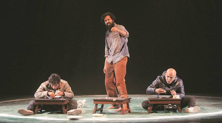 play, chaheta, pune, playwright, mohit takalkar, aasakta kalamanch, masculinity, christianity, islam, indian express news