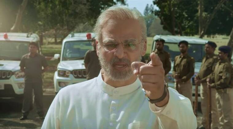 Vivek Oberoi as PM Narendra Modi in trailer