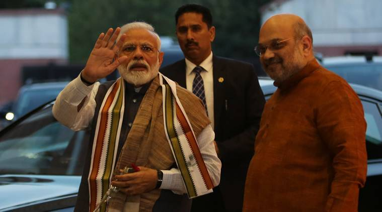 Pm Modi To Be Main Speaker At Bjp's Mega Rally On April 3