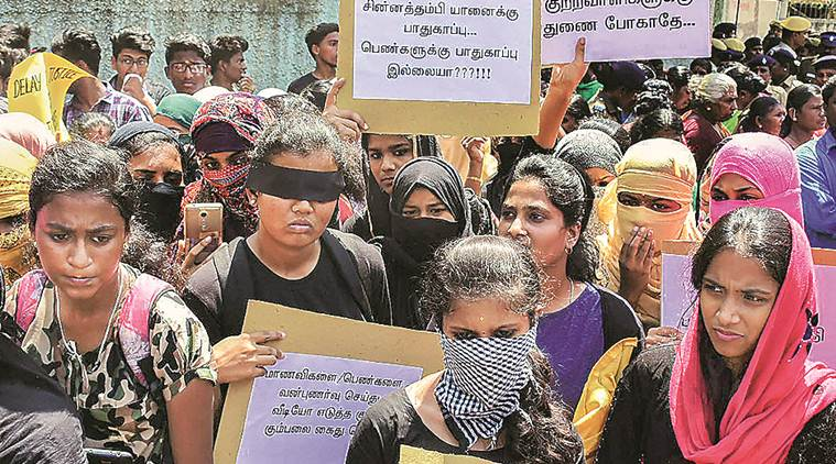 Rumours Of Sex Videos, Political Links, Protests Leave -3837