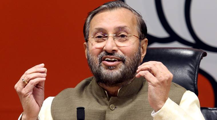 NCR's 'poor' air quality days down by 50%: Prakash Javadekar