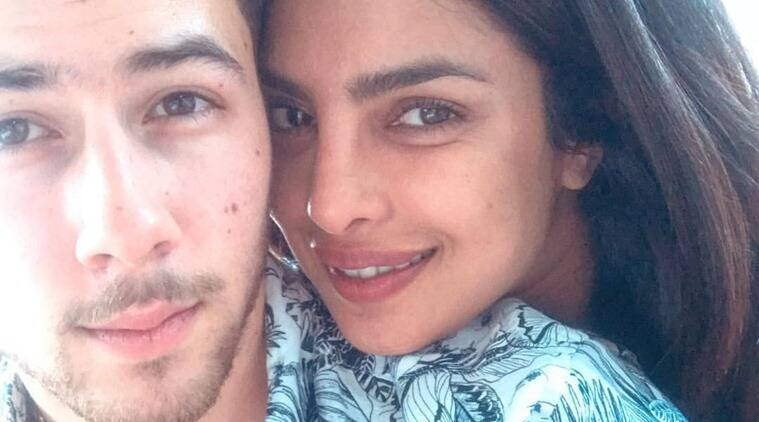 Nick Jonas and Priyanka Chopra photo