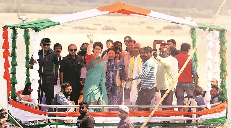 Priyanka may skip temple site in Ayodhya, priest urges her to make Cong stand clear