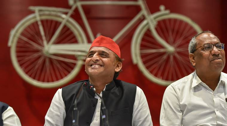 Samajwadi Party, UP by-polls, UP by-election, BSP-SP alliance, 2022 UP assembly elections, Akhilesh Yadav, Up politics, Indian Express news