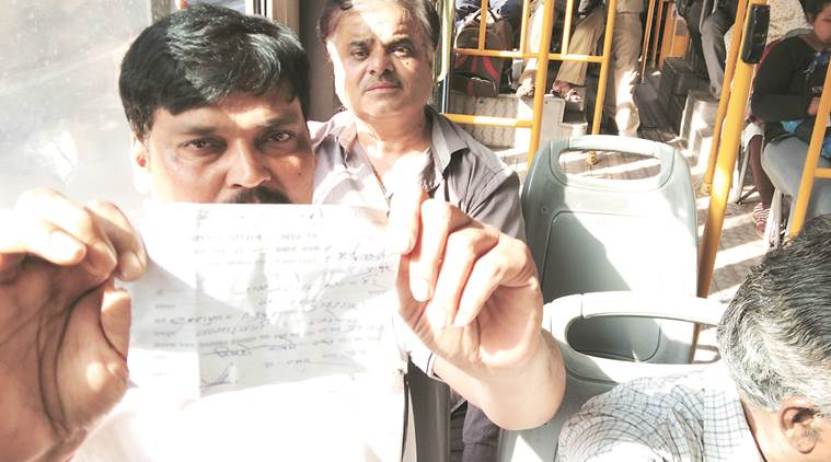 tourist, bihar tourist fined, buses, pune, ticket checkers, tourist harassed,pune municipal corporation, pune news, indian express news
