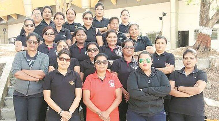 In Pune, more than 500 women bouncers packing a punch