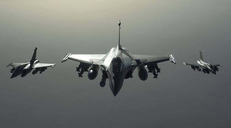Break-in reported at IAF Rafale team's Paris office