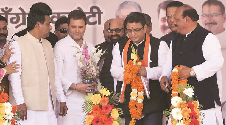 Modi was posing for camera on day of Pulwama attack: Rahul Gandhi