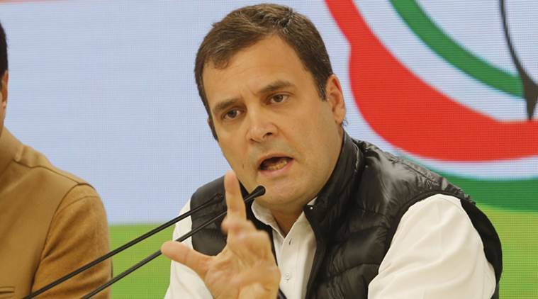 Rahul Gandhi Unveils Minimum Income Support Scheme: 25 Crore Poor People To Get Rs 72,000 Per Year