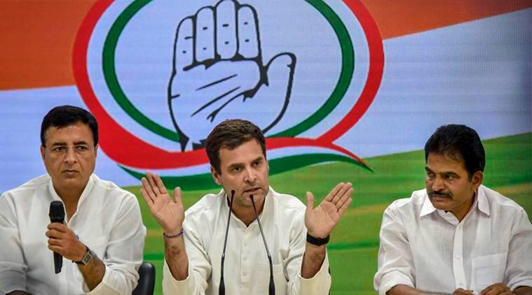 Rahul gandhi, Rahul Gandhi minimum income scheme, Lok Sabha elections, Lok Sabha election 2019, congress, Universal Basic Income, UBI, Rahul gandhi Basic Income scheme, poverty, Narendra Modi, Arun jaitley, Indian Exppress