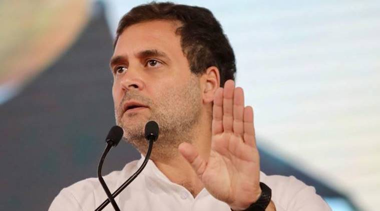 Congres, Rahul Gandhi, Rahul gandhi poll promise, lok sabha election, lok sabha elections, lok sabha elections 2019, lok sabha election 2019 schedule, election 2019, elections 2019, election 2019 poll dates, lok sabha election 2019 polls date