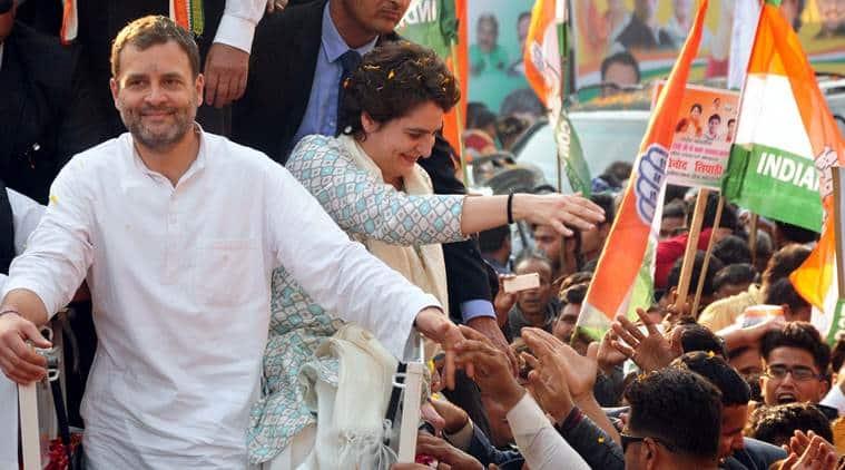 Priyanka Gandhi, Priyanka Gandhi Uttar Pradesh, Narendra Modi, Lok sabha elections, PM Kisan farmers scheme, general elections, Indian express, priyanka gandhi news