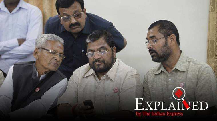 Explained: How Raju Shetti can spoil the NCP-Congress party in Maharashtra