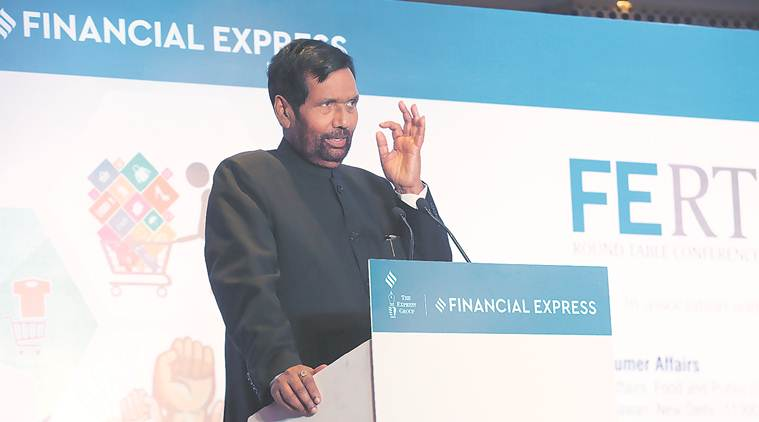 Disappointed consumer protection Bill could not be passed: Minister Ram Vilas Paswan