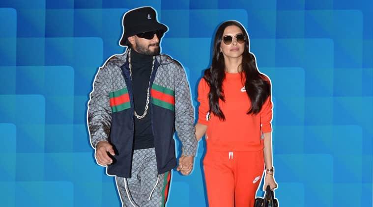 Ranveer Singh, Deepika Padukone, ranveer singh airport fashion,
