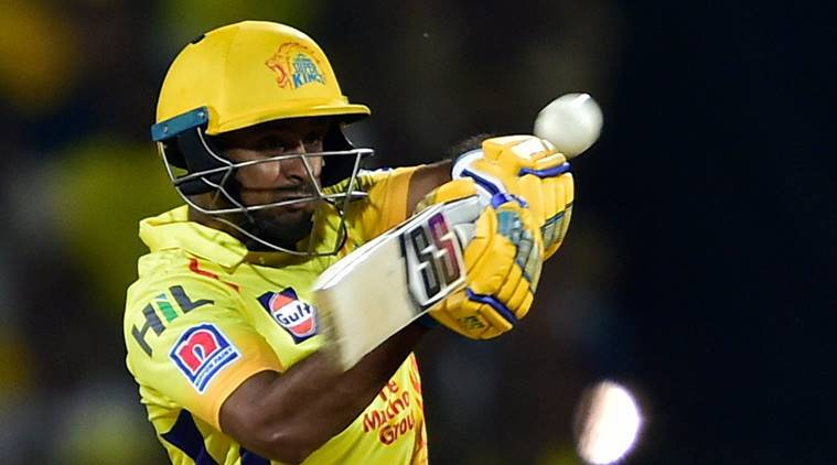 SRH vs CSK Live Score, IPL 2019 LIVE Cricket Score Today Match: Chennai battle tottering Hyderabad