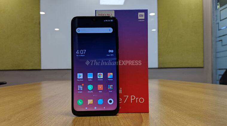 Image result for Xiaomi Redmi note 7 Pro