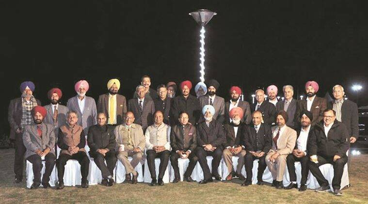 PU Law Dept reunion: When old legal eagles meet up again