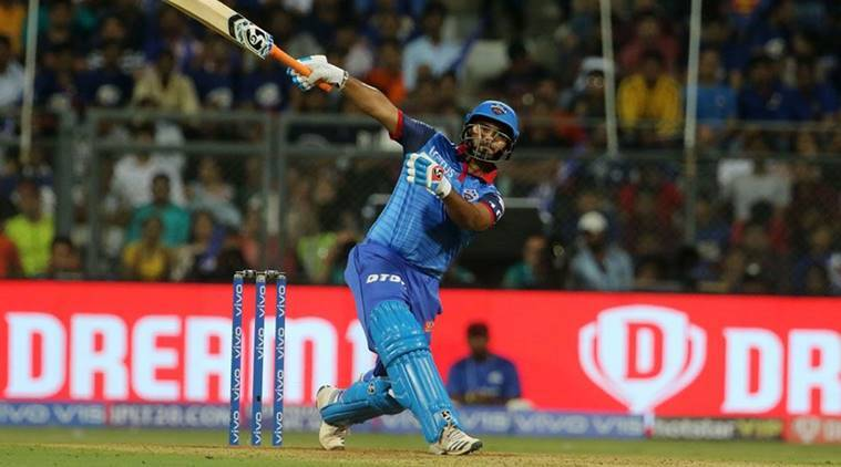 ipl, ipl 2019, Rishabh Pant, Rishabh Pant IPL 2019, delhi capitals vs chennai super kings, cricket news, sports news, Indian express