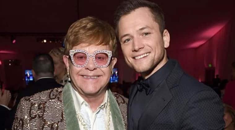 Taron Egerton on Rocketman: Just want to make Elton John happy