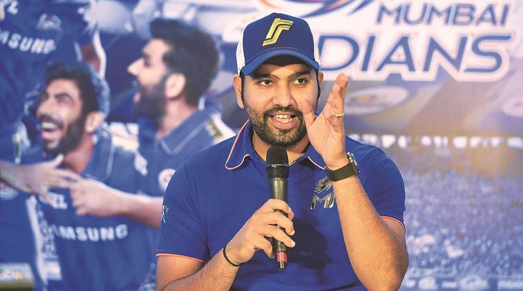 Ipl In Sight, World Cup On Mind: Rohit Sharma To Open For Mumbai Indians