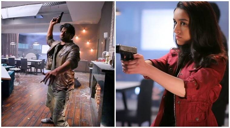 Shades of Saaho Chapter 2 - Of Guns and Goons!
