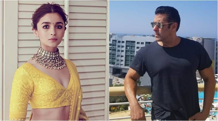 Salman Khan And Alia Bhatt In Sanjay Leela Bhansali's New Film Inshallah