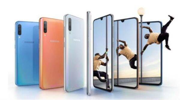 Samsung, Samsung Galaxy, Samsung Galaxy A70, Galaxy A70, Galaxy A70 launch, Galaxy A70 price, Galaxy A70 features, Galaxy A70 cameras, Galaxy A70 battery, Galaxy A70 price in India