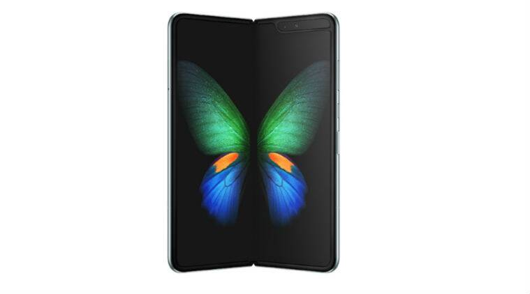 Samsung Galaxy Fold, Galaxy Fold, Samsung Galaxy Fold India launch, Samsung Galaxy Fold launch in India, Galaxy Fold price in India, Galaxy Fold specifications, Galaxy Fold features