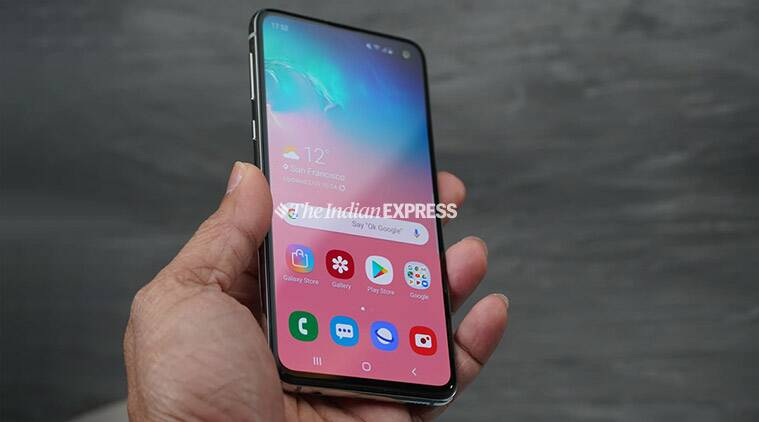 Samsung Samsung Infinity O display Samsung full screen phone Samsung no notch phone Samsung Galaxy S10 Samsung Galaxy S10+ Samsung Galaxy S10 punch hole camera Samsung Galaxy A90