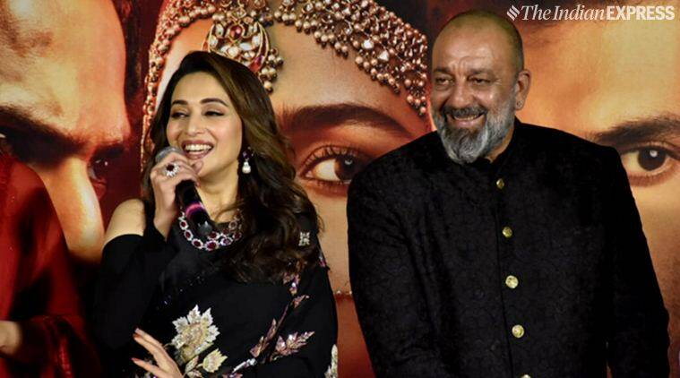 Kalank actor Sanjay Dutt: I look forward to working with Madhuri Dixit again