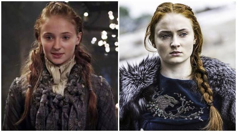 David Benioff says Sansa Stark has evolved a lot since Game of Thrones Season 1