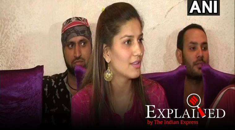 Explained: Who Is Sapna Chaudhary? What's The Controversy Surrounding Her?