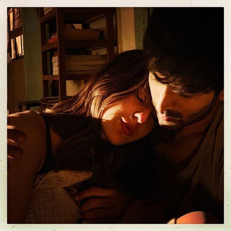 Kartik Aaryan and Sara Ali Khan film first look