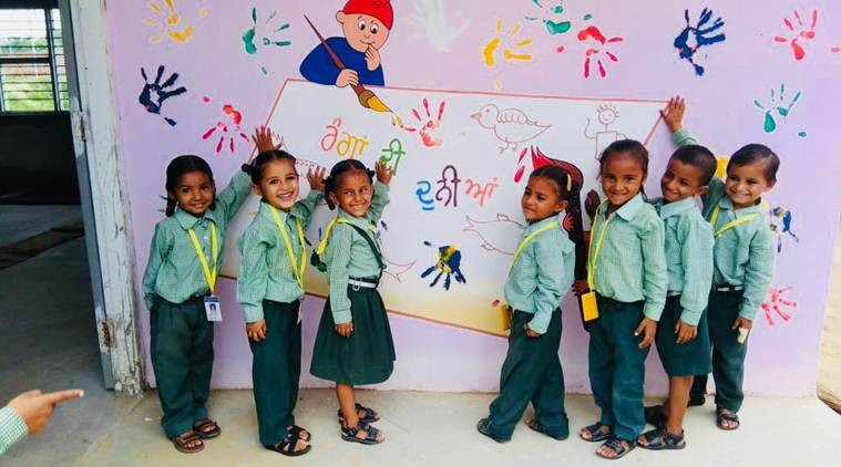punjab, education, education in punjab, schools, schools in punjab, teachers, students, state of education, indian express news