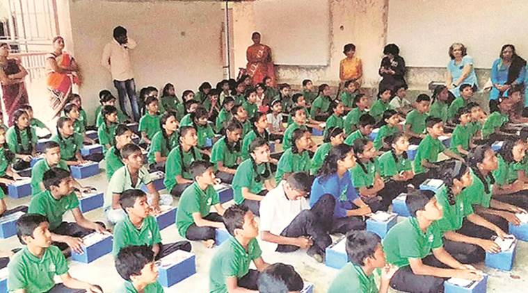 Pune: Evoking a love for science, one experiment at a time