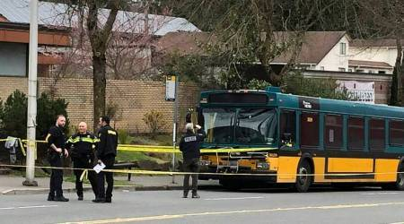 Seattle shooting: At least two killed, two wounded after gunman opens fire at Sand Point Way