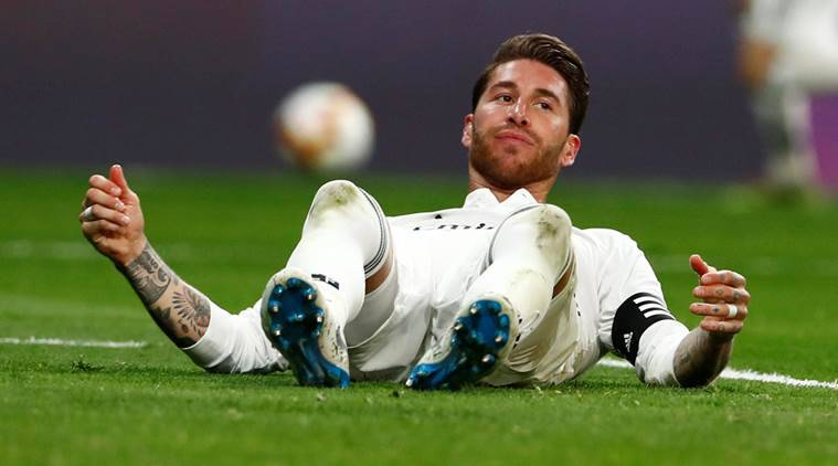Ramos and Perez to make up after heated changing room row