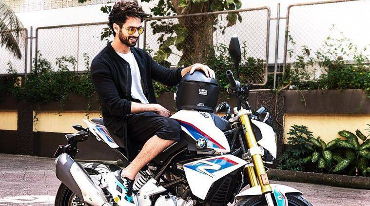 shahid kapoor to becomes biker for his next