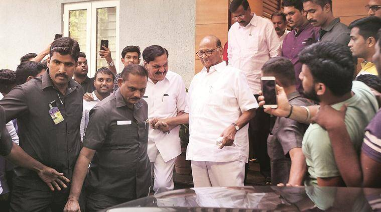 sharad pawar, sharad pawar quits elections, ncp, maharashtra elections, lok sabha, lok sabha 2019, lok sabha 2019 date, lok sabha election, election news, election commission, EC, general elections 2019, elections 2019, lok sabha election date, lok sabha election 2019 date, lok sabha election 2019 schedule