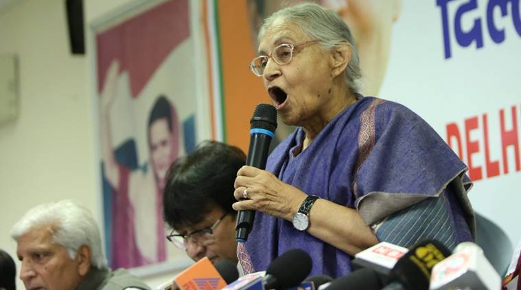 'Aay pe charcha': Sheila Dikshit lauds Rahul's promise, says biggest decision ever to benefit poor