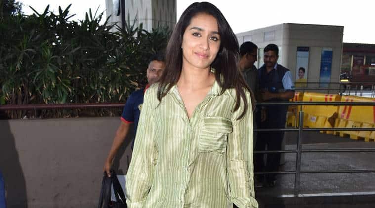 Shraddha Kapoor, Shraddha Kapoor PJs, Shraddha Kapoor pyjama,