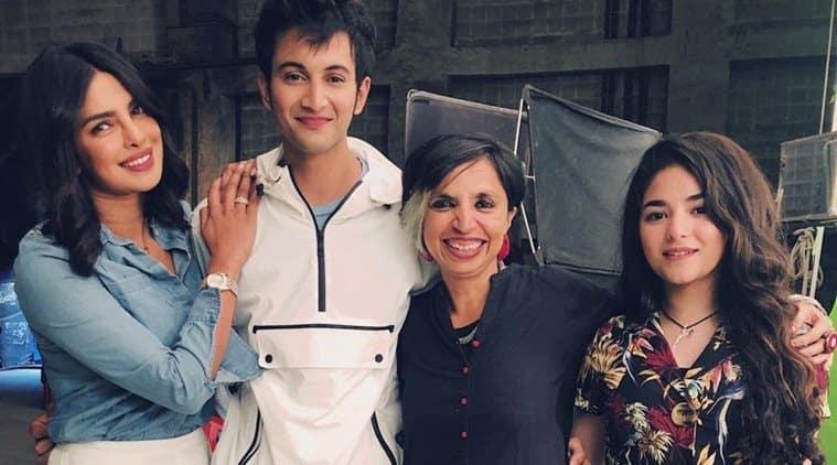 Shonali Bose directorial The Sky Is Pink stars Priyanka Chopra, Farhan Akhtar, Zaira Wasim and Rohit Saraf