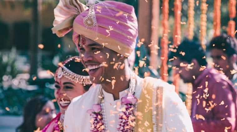 Somdev Devvarman marries 'the girl of his dreams' Shiwali Wal; see photos