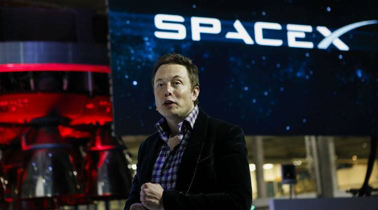 SpaceX CEO Musk's security clearance under review over pot