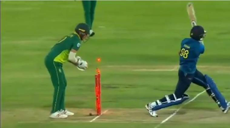 Sri Lanka vs South Africa 2nd ODI